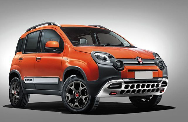 FIAT NEW Panda 4x4 Cross